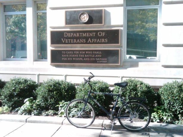 The U.S. Department of Veterans Affairs